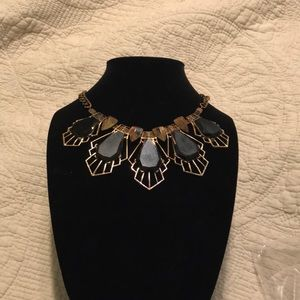 """Jewelry - Gorgeous exotic """"Black Panther"""" style necklace"""